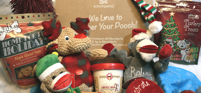 Pooch Perks Cyber Monday Sale: Save 30% Off Subscriptions!