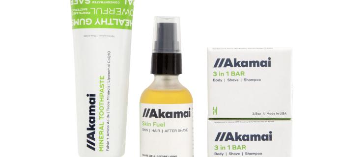 Akamai Cyber Monday Coupon: 25% Off Natural & Eco-Friendly Basics!
