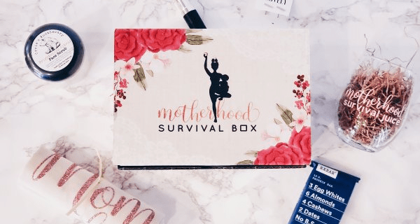 Motherhood Survival Box Cyber Monday Coupon: Save 20%!