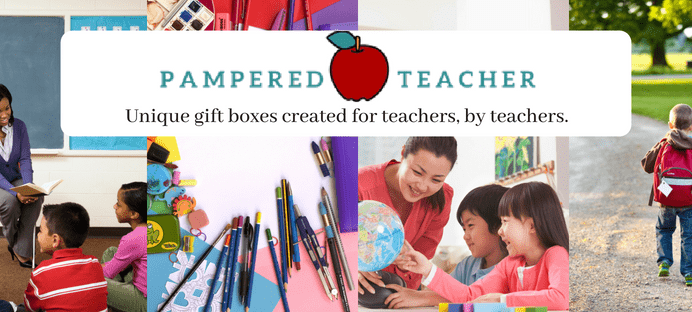 Pampered Teacher Cyber Monday Coupon: 20% Off Your First Box!
