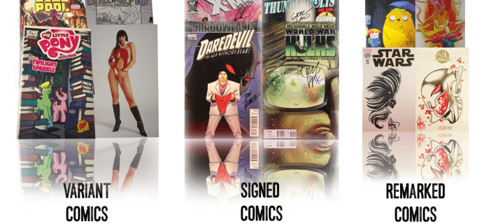 ComicRealm Cyber Monday Coupon: Save 25 off!