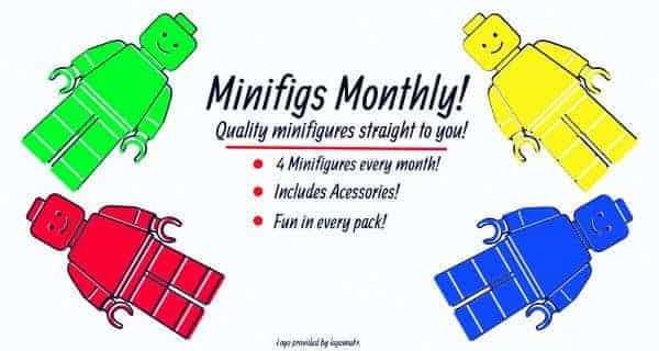 Minifigs Monthly Cyber Monday Deal: Get $4 OFF!