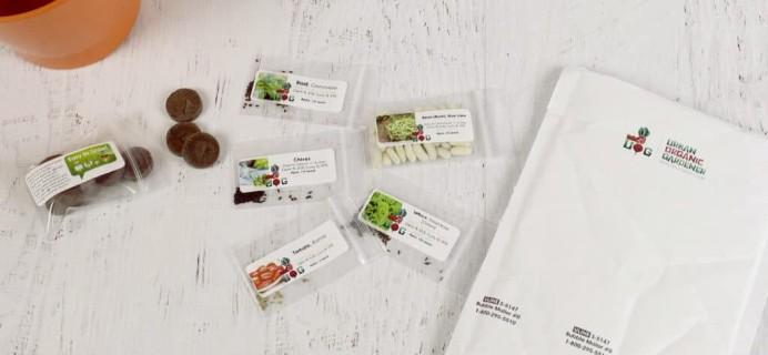 Urban Organic Gardener Coupon: Get 50% Off Your First Month – TODAY ONLY!