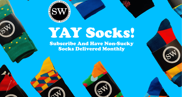 Sock Wagger Black Friday Coupon: Save 40% on Subscriptions!