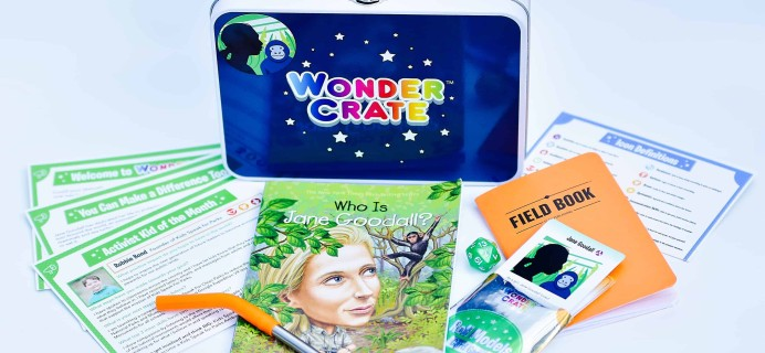 Wonder Crate Black Friday Deal: Get 15% off any length subscription!