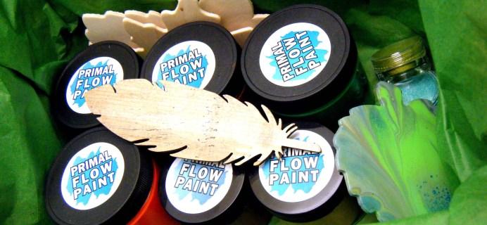 Primal Flow Studios Subscription Box Black Friday Coupon: Save $10!
