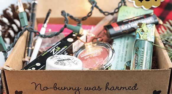 Vegan Cuts Pre Cyber Monday Sale: Day 5 -$34 Beauty Boxes!