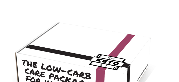 The Keto Box Cyber Monday Deal: Save 30% On First Box!