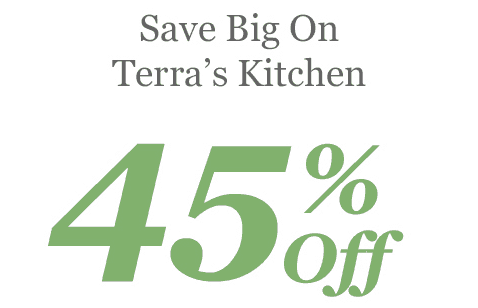 Terra's Kitchen Meal Kit Subscription Cyber Monday Sale: 45% Off! Extended through tonight!