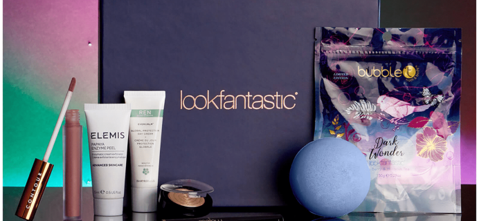 Look Fantastic Beauty Box Cyber Monday Deal! FIRST BOX ~$1!
