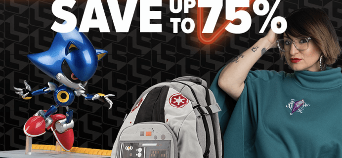 Loot Vault Cyber Monday Sale: Up to 75% Off + FREE Gift With Purchase!