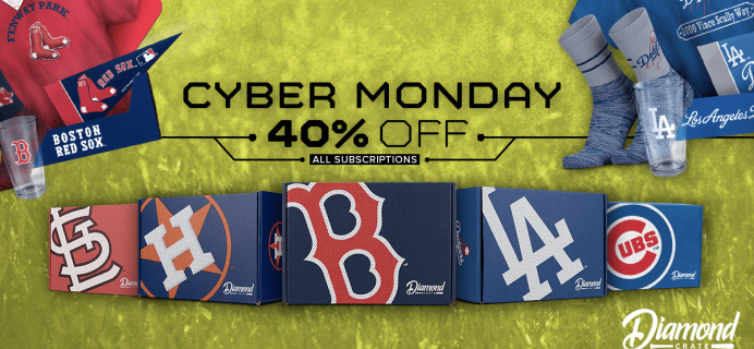 Sports Crate Cyber Monday Coupon: Save 40% on ALL Subscriptions!