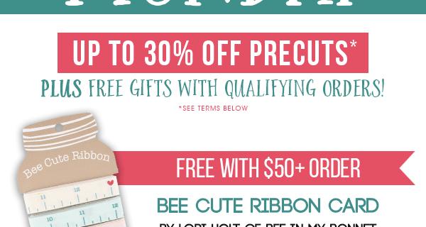 Fat Quarter Shop Cyber Monday Sale: Save 20%!