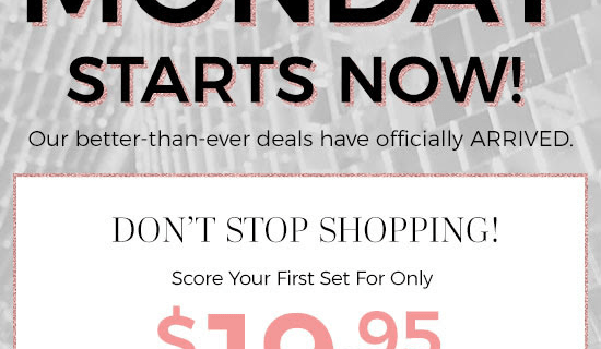 Cyber Monday Adore Me Deals – First Set $19.95 + BOGO!