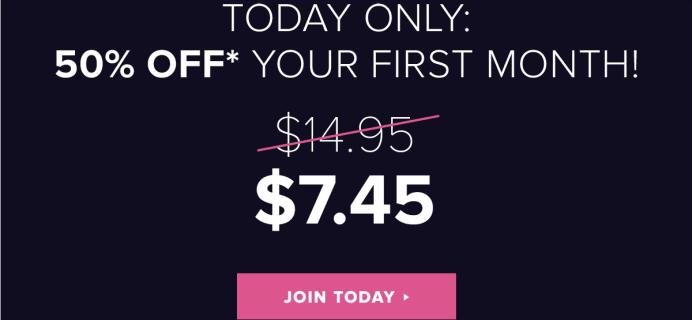 Scentbird Cyber Monday Deal: First Month 50% Off!