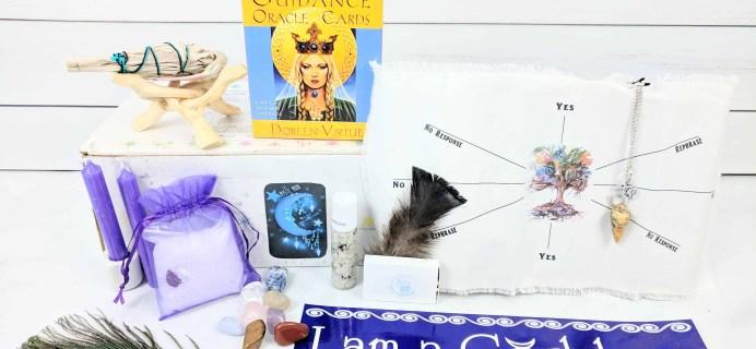 Mystic Moon Natural Magick Box Subscription Box Review – November 2018