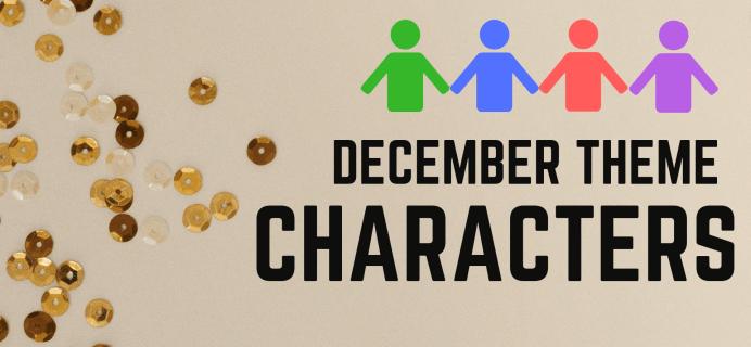 Scribbler December 2018 Theme and Spoiler #1!