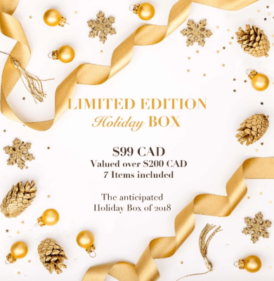 White Willow Limited Edition Holiday Box Available Now!