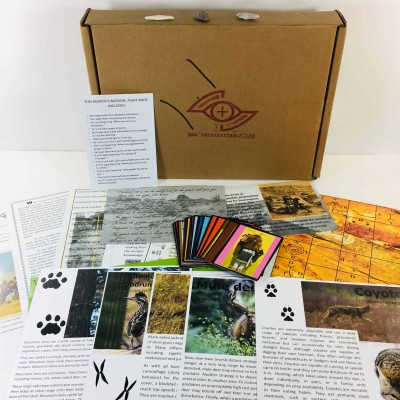 Madmen & Heroes October 2018 Subscription Box Review