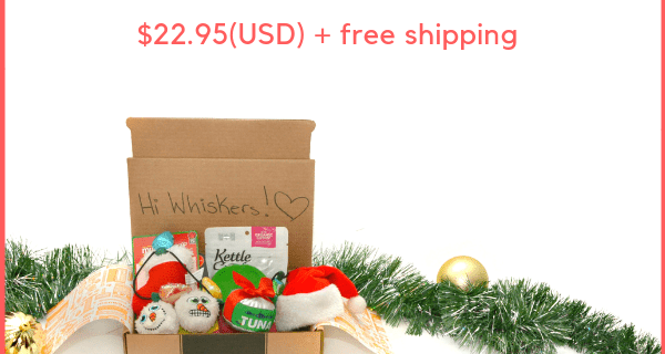 Meowbox December 2018 Theme Spoiler + Coupon!