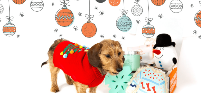 ShaggySwag Holiday Coupon: Get FREE Christmas Sweater With Your First Box!