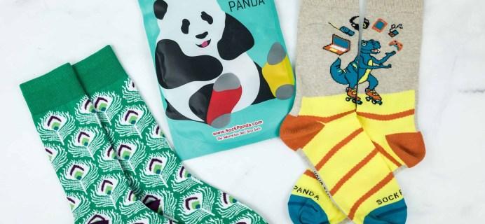 Sock Panda Tweens November 2018 Subscription Review + Coupon