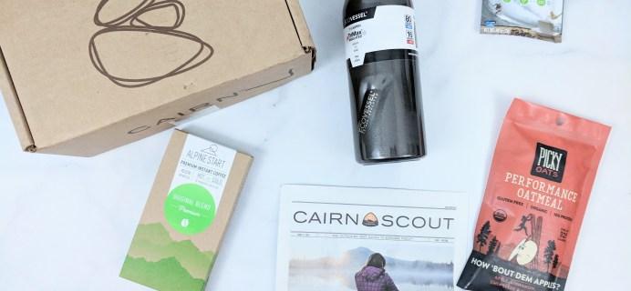 Cairn November 2018 Subscription Box Review + Coupon