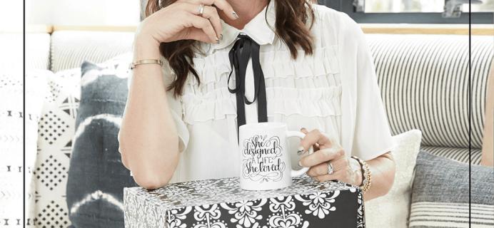 Erin Condren Winter 2018 Seasonal Surprise Box FULL Spoilers!