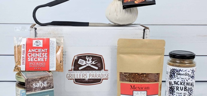 Grillers Paradise Monthly Subscription Box Review + Coupon – November 2018