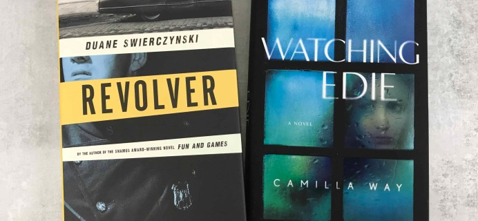 BookCase Club November 2018 Subscription Box Review + 50% Off Coupon – Mystery