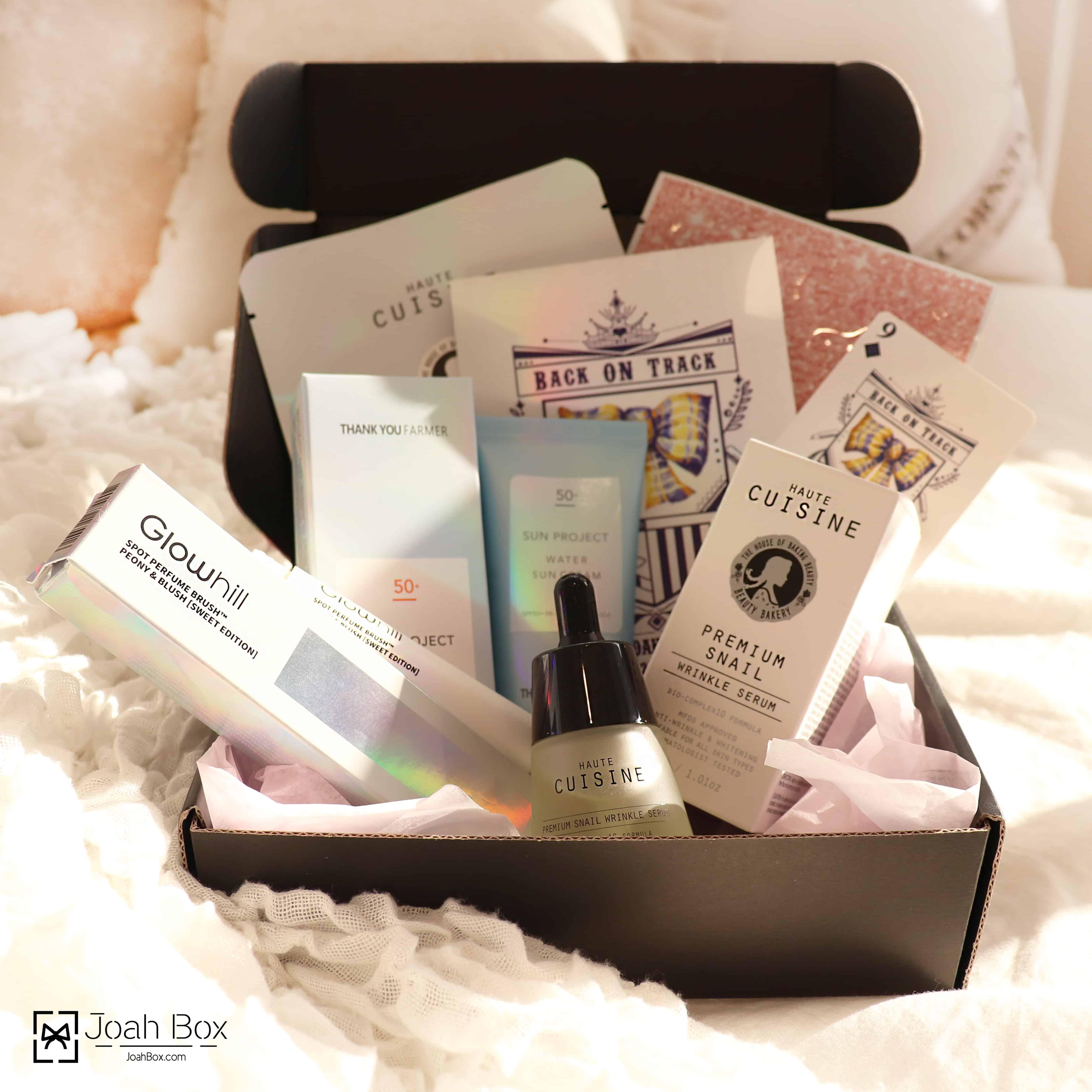 Joahbox Korean Beauty Subscription 10