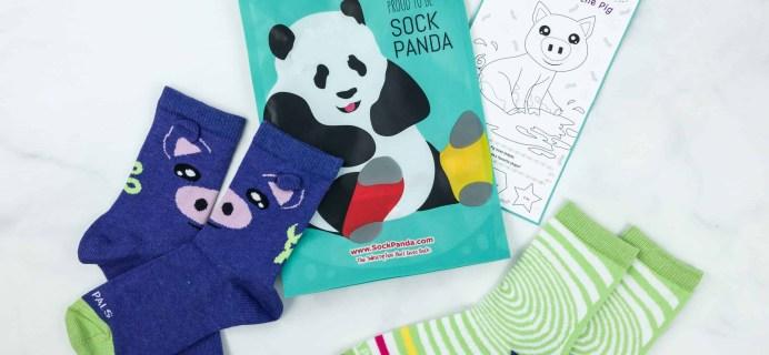 Panda Pals November 2018 Subscription Review & Coupon