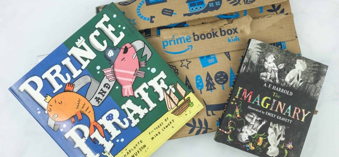 Amazon Book Box Kids December 2018 Subscription Box Review – AGE 3-5