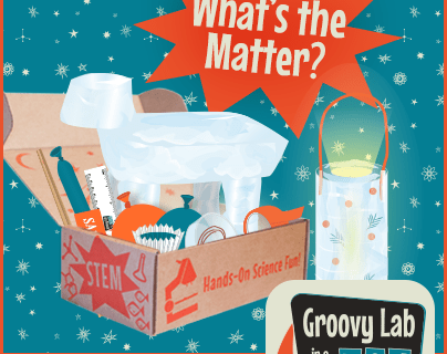 Groovy Lab In A Box December 2018 Theme Spoilers + Coupon!