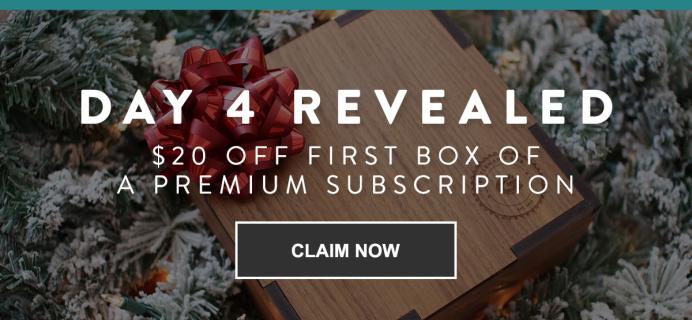 Gentleman's Box Premium Coupon: Save $20 On First Box!