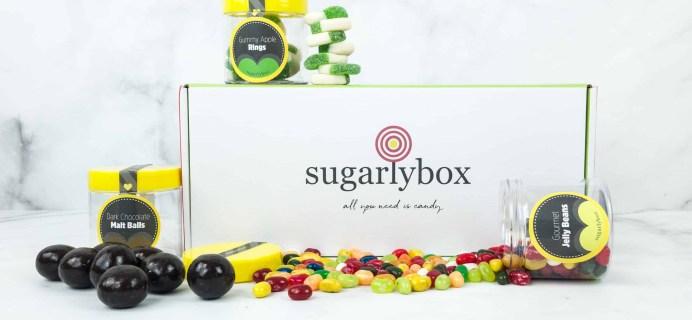 SugarlyBox November 2018 Subscription Box Review + Coupon
