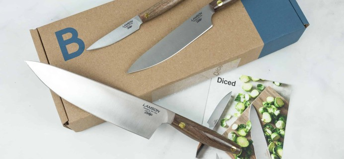 Bespoke Post DICED Box Review & Coupon – December 2018