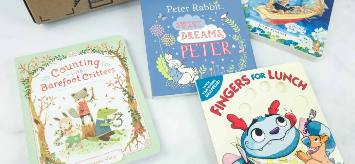 Amazon Book Box Kids December 2018 Review –  Baby to 2 Years
