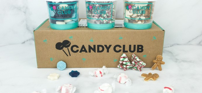 Candy Club Subscription Box Review + Coupon – November 2018