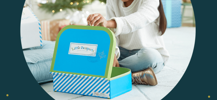 Little Passports Black Friday Is BACK: Get Up $40 Off!