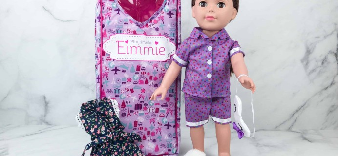 Club Eimmie Subscription Box Review – Starter Doll