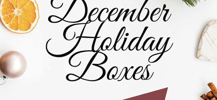 Yummy Bazaar December 2018 Full Experience Box Spoilers + Free Box Coupon!