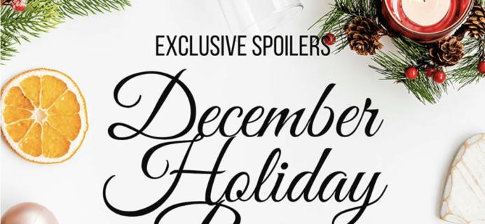 Yummy Bazaar December 2018 Sampler Box Spoilers + FREE Box Coupon!