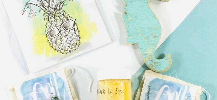 Lani Makana December 2018 Subscription Box Review