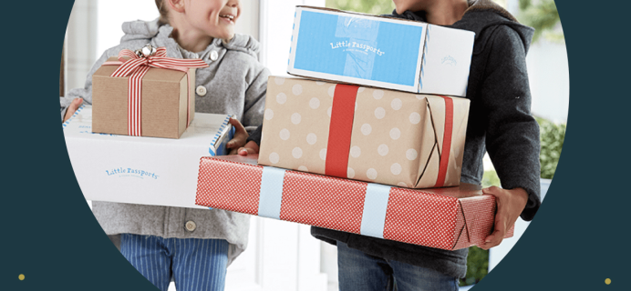 LAST DAY for Little Passports Best Sale of the Year: Get Up $40 Off!