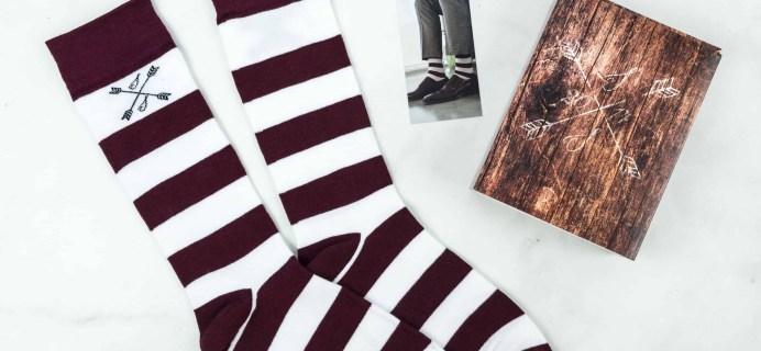 Southern Scholar Men's Sock Subscription Box Review & Coupon – December 2018