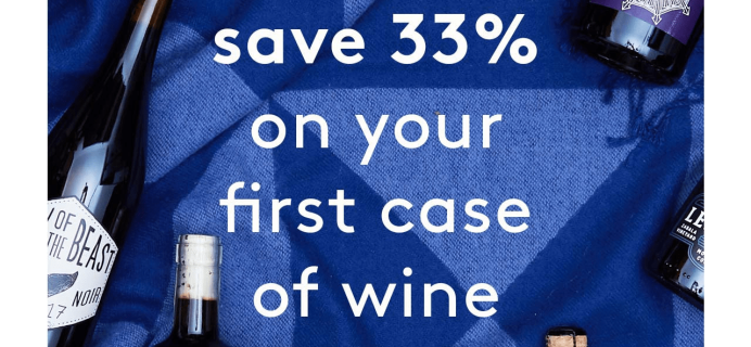 Winc Holiday Deal: Save 33% On Your First Case!