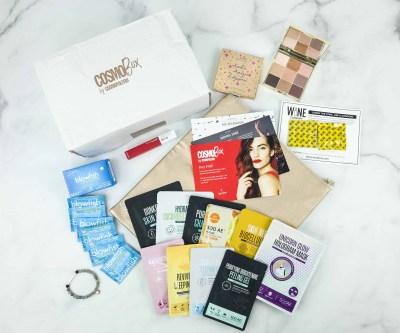 CosmoBox November 2018 Subscription Box Review