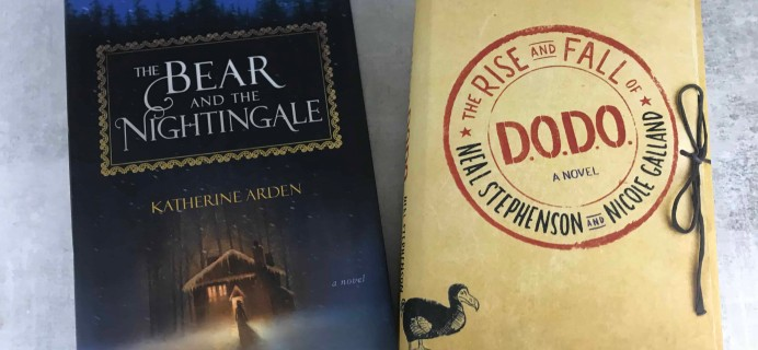 BookCase Club December 2018 Subscription Box Review + 50% Off Coupon – Sci-Fi & Fantasy!