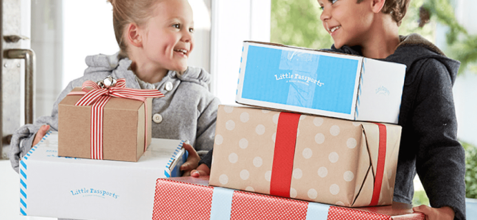 Little Passports Holiday Sale: Get 15% Off On All Subscriptions!